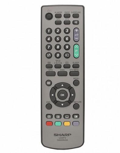 Remote Tivi Sharp GA520WJSA